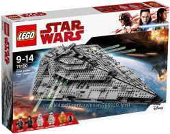 Лего Lego 75190 First Order Star Destroyer