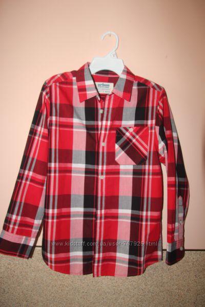 Фірмові сорочки для підлітків
