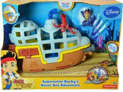Пиратский корабль Джека от Fisher-Price