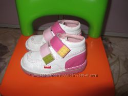Туфельки для девочки KicKers, 25 размер