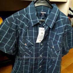 Рубашка с коротким  рукавом Terranova