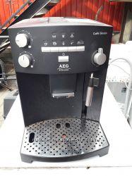 Кофемашина AEG Electrolux Caffe Silenzio Германия
