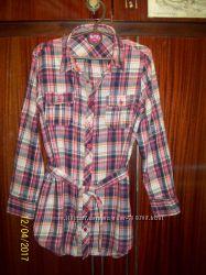 Рубашки на рост 140-152 см