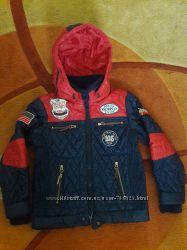 Оригинальная демисезонная куртка Skorpian рост 140