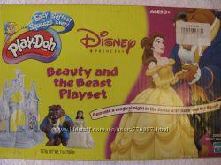 Набор для лепки, сказочный зАмок, Hasbro оригинал