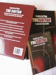Пошаговое пособие для обучению игры на гитаре на английском