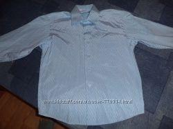 Нарядная рубашка Alberto casuals на 8-10лет