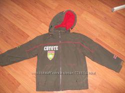 Демисезонная куртка на мальчика рост 128