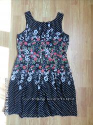 BodyFlirt ніжне плаття M-L