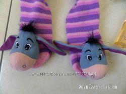 Disney теплющі носочки з іграшками