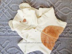 Тёплый флисовый комбинезон Mothercare