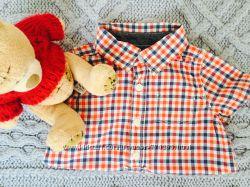 Рубашка боди Gap для мальчика