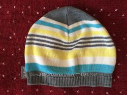 Стильная шапочка для мальчика
