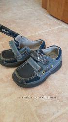 Ботиночки Кларкс 15. 5 см