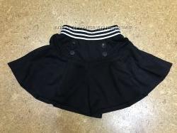 Юбка-шорты для школы
