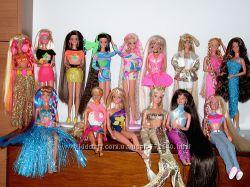 Ищу длинноволосых Барби кукол