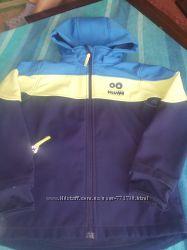 Демисезонная тнрмо  куртка, ветровка, Softshell, термо