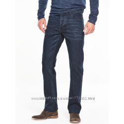 Джинсы классика V by Very Straight Fit Denim Jeans разм. 32 невысокий рост