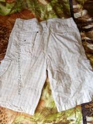 Лёгкие, яркие шорты 34 и 38 размера