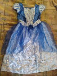 DISNEY Карнавальне плаття Попелюшки  Принцеси Діснея 6-7 років