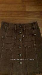 Трендовая джинсовая юбка  Состояние  отличное.