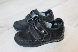 Туфли нубук р32-35 Берегиня 0769 на мальчика