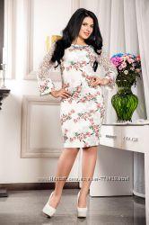 Платье монпасье 46-48