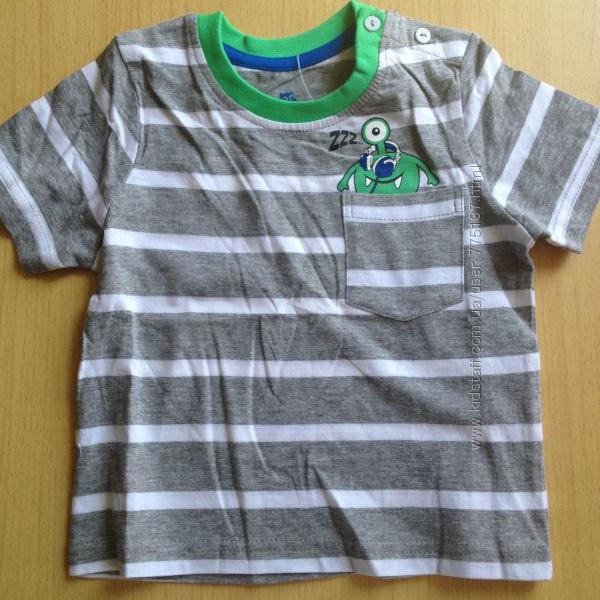 новая футболка Lupilu
