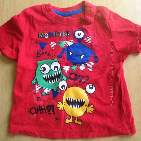 футболка Lupilu