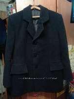 Пальто мужское тёплое р. 52-54, еврозима