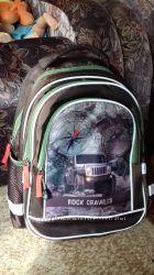 Рюкзак Kite с джипом и компасом