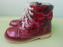 ботиночки WOOPY 30 размер