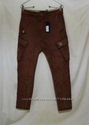 Новые джинсы карго афгани W29 Культовый бренд Liebeskind Berlin