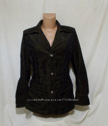 Новый пиджак вельвет золотисто-черный G-Star Raw Army blazer wmn 46-48р