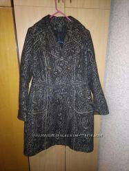 Зимнее пальто Sergio Cotti 52 р