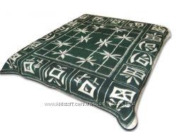 Одеяло  демисезонное жаккардовое шерсть-полушерсть-хлопок ТМ Влади
