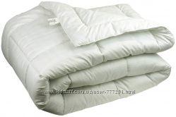 Одеяло лето-весна наполнитель  хлопок-шерсть-силикон ТМ Руно