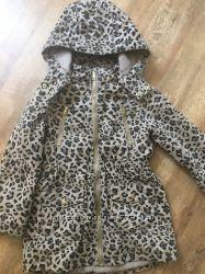 Курточка H&M оченьвесна 7-8 лет