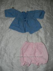 Вязанное болеро на девочку от 0 до 6 месяцев плюс подарок