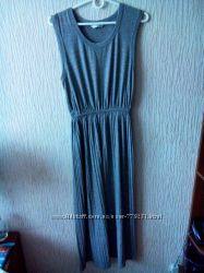 Крутой стильный удобный летний сарафан платье макси