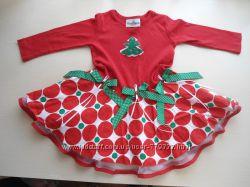 Платье к новому году  RARE EDITIONS для девочки на 2-3 года
