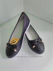 Туфли балетки Clibee для девочек в школу 31-36 рр