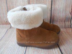 14, 5см-23, 5р UGG угги кожаные деми еврозима сапоги ботинки на девочку.