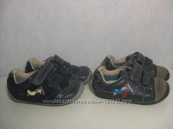Кожаные кроссовки Clarks 19 р. и 20 р.