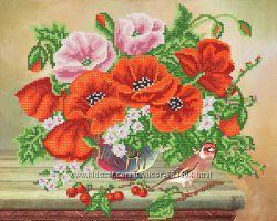 Сбор Схемы для вышивания бисером - Маричка