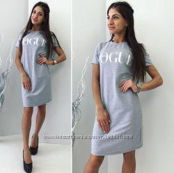 Платье- туника Vogue