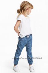 Джинсы H&M с подкладкой размеры