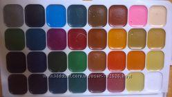 Краски Луч. Акварель. 32 цвета есть также наборы 24цвета. В наличии.