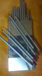 Акварельные карандаши Марко-прекрасное качество, естественные насыщенные