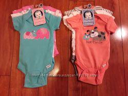 Бодики 6 штук для новорожденных